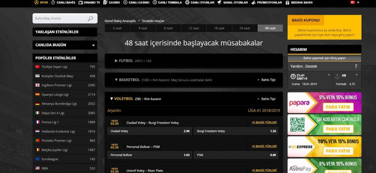 Betmatik Site Tanıtımı