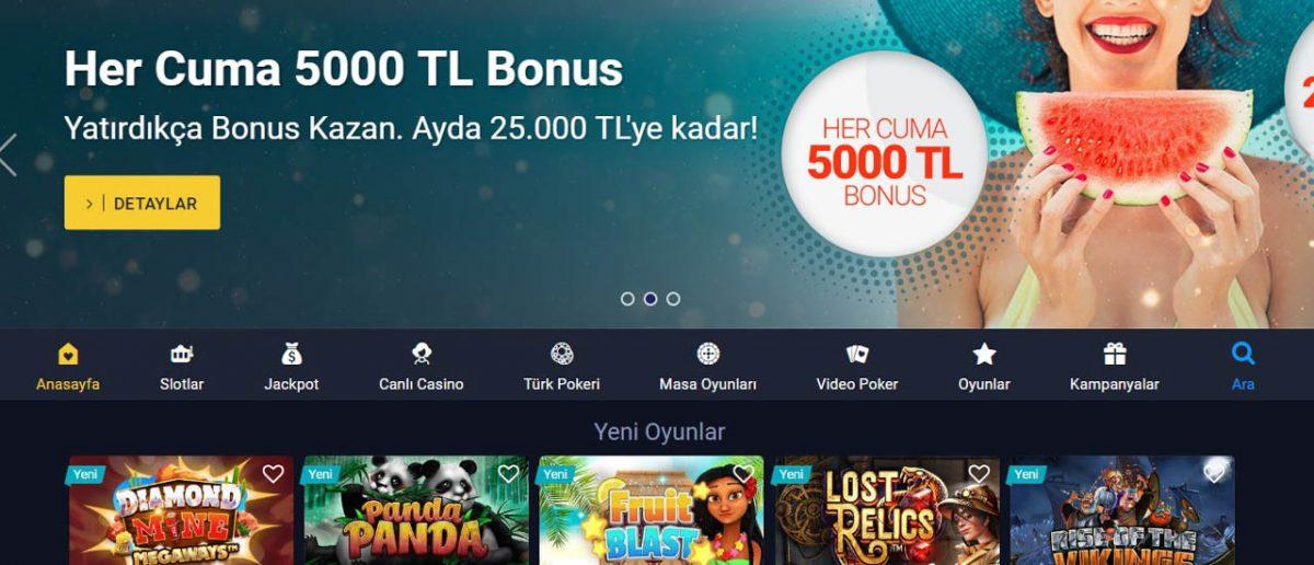 Casinomaxi Site Tanıtımı